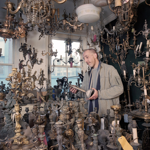 Lawrence Sitch Chandelier Maker